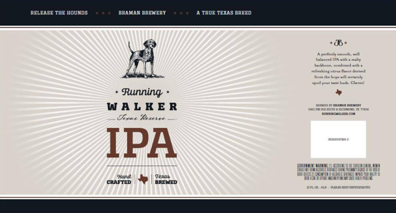 Beer-Chronicle-Houston-Beer-running-walker-texas-reserve-ipa_0001_Can label