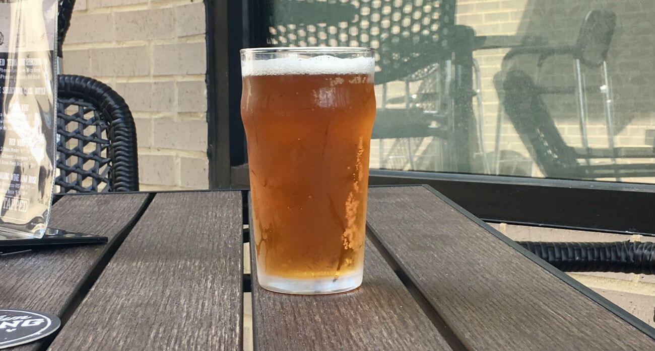 Beer-Chronicle-Houston-Craft-Beer-Review-11-Below-Lame-Duck-Full-Pint-Glass