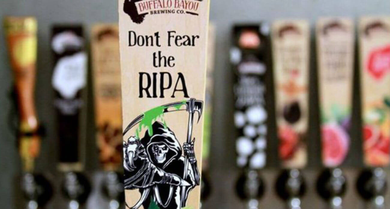 Beer-Chronicle-Houston-Craft-Beer-Review-Dont-Fear-The-RIPA-Beer-Tap