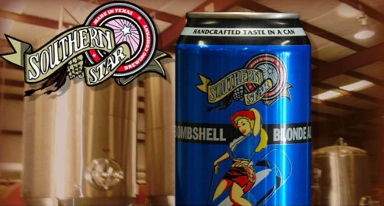 beer-chronicle-houston-craft-beer-review-southern-star-bombshell-blonde-southern-star-brewing-company-logo-with-stills