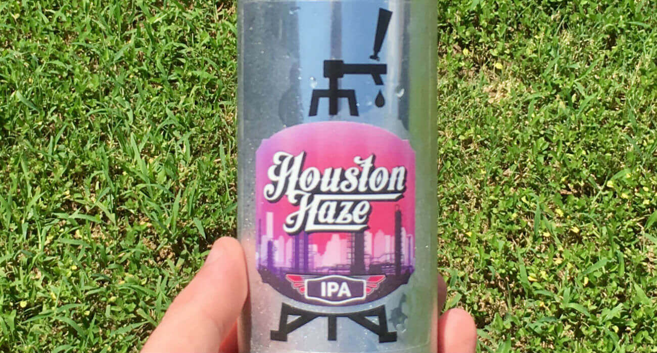 Beer-Chronicle-Houston-Craft-Beer-Review-Spindletap-Houston-Haze-Batch-4-Label-Up-Close