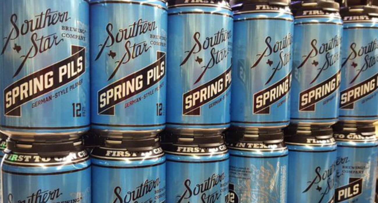 Beer-Chronicle-Houston-Craft-Beer-Review-Spring-Pils-Stacked-Cans