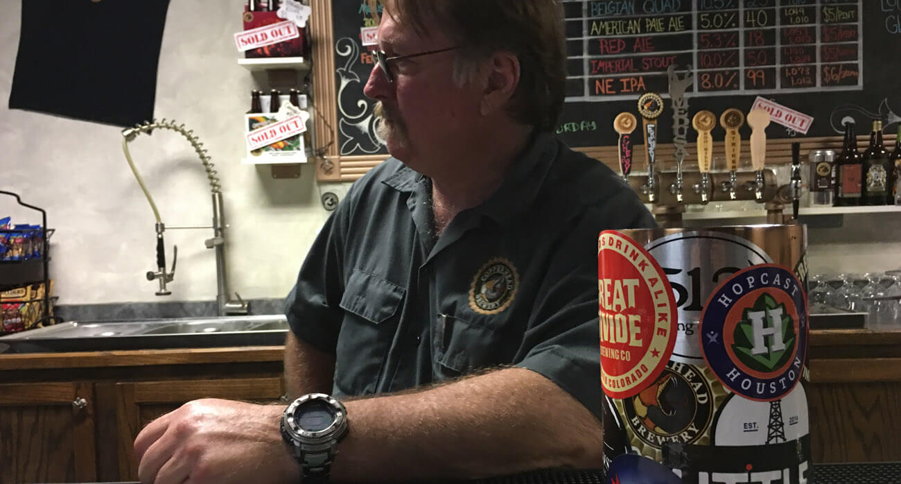 Beer-Chronicle-Houston-Craft-Beer-copperhead-brewery-conroe-mark