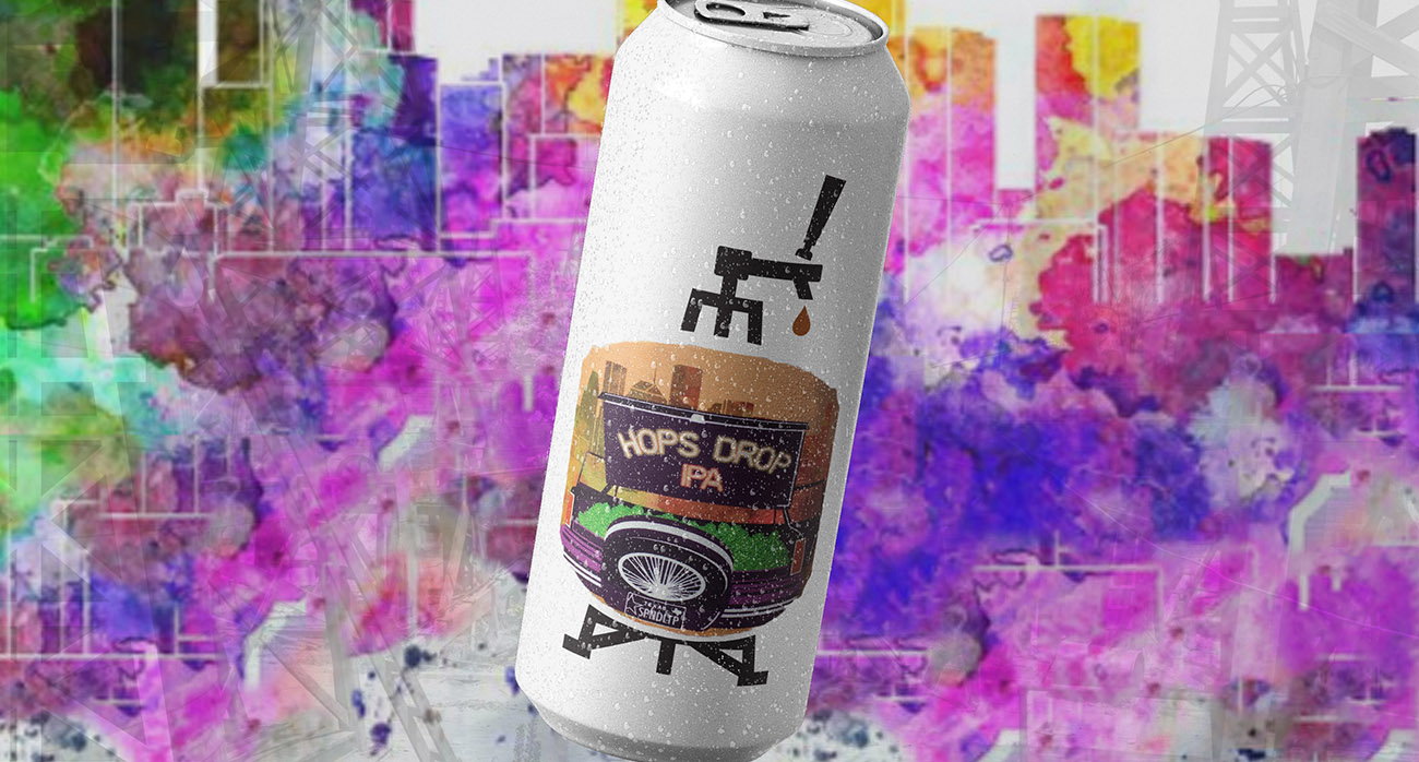 Beer-Chronicle-Houston-Craft-Beer-spindletap-hops-drop-neipa-art-agency
