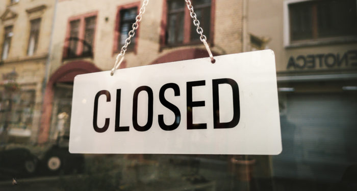 Beer-Chronicle-Houston-Cranky-Britches-Closing-sign
