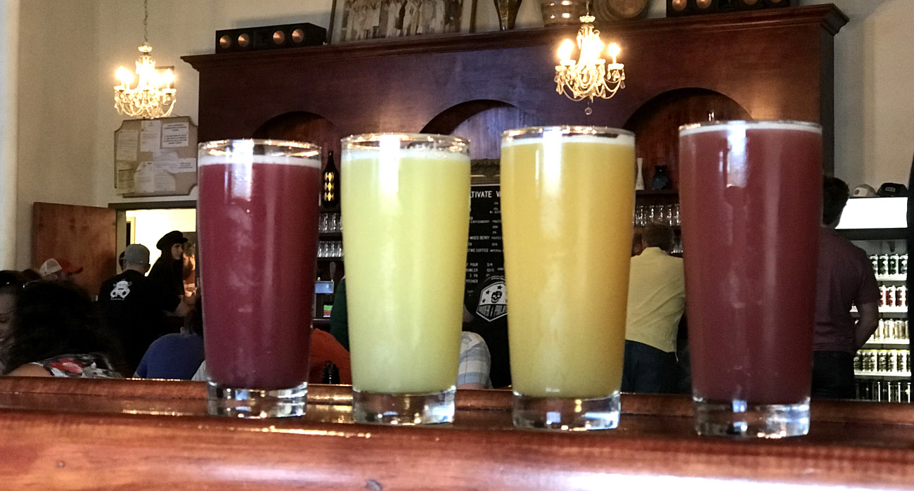 Beer-Chronicle-Houston-bearded-iris-brewing-nashville-tennessee-flight