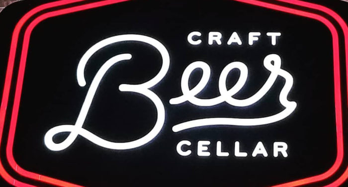 Beer-Chronicle-Houston-craft-beer-cellar-cypress-sign