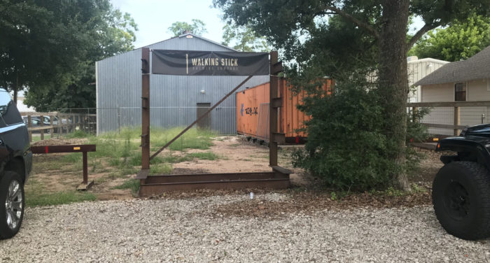 Beer-Chronicle-Houston-walking-stick-brewing-outdoor-seating-area