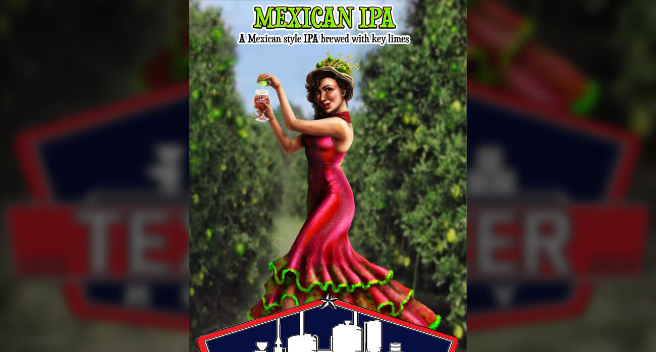 Beer-Chronicle-Texas-Beer-Refinery-Mexican-IPA-Label