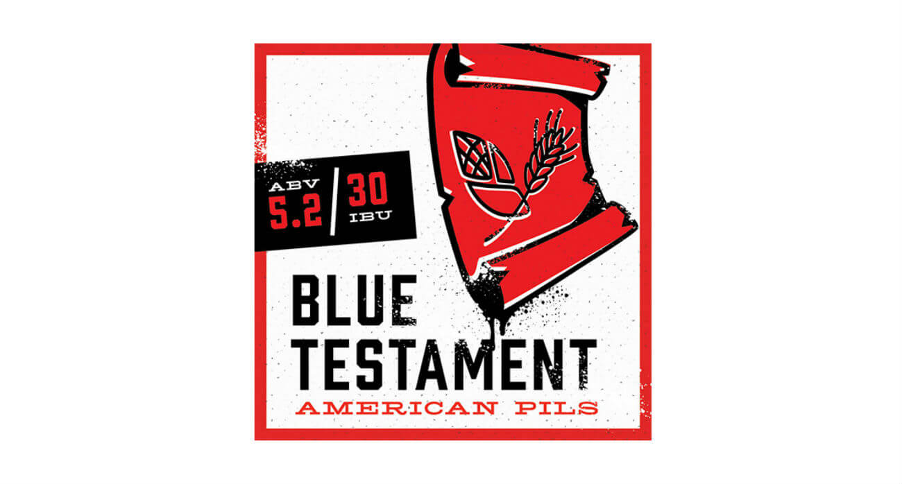 Houston-Beer-Chronicle-Craft-Beer-Review-Blue-Testament-label